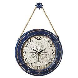 Midwest-CBK 114079 Blue Wall Clock