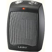 Lasko CD09250 Ceramic Heater with Adjustable Thermostat...
