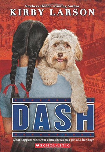 dash by kirby larson - 1