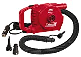 Coleman 12V QuickPump, Electric Car Pump for Airbeds, Inflatables, kayaks, Pool Toys, Inflation Deflation Pump, including 12V DC charger