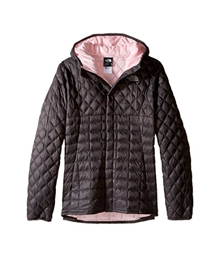 The North Face Lexi Thermoball Hoodie Girls' Graphite Grey Medium by The North Face