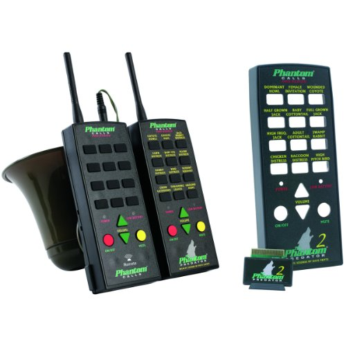 Extreme Dimension Wildlife Phantom Pro-Series Wireless Remote for Predator/Predator 2 Combo by Extreme Dimension Wildlife