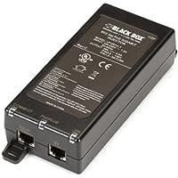 Black Box 802.3at PoE Gigabit Injector, 1-Port