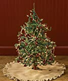 Jute Burlap 60 Inch Tree Skirt