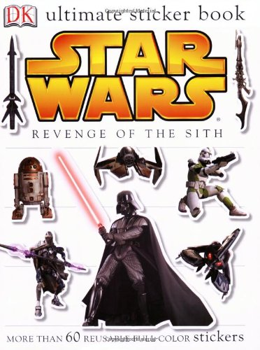 Ultimate Sticker Book Star Wars Revenge Of The Sith Buy Online In Cambodia Dk Children Products In Cambodia See Prices Reviews And Free Delivery Over 27 000 Desertcart