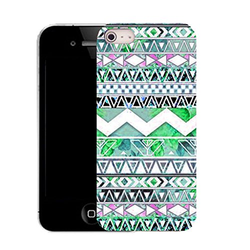 Mobile Case Mate IPhone 5 clip on Silicone Coque couverture case cover Pare-chocs + STYLET - nature pattern (SILICON)