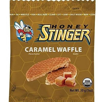 Organic Caramel Waffles