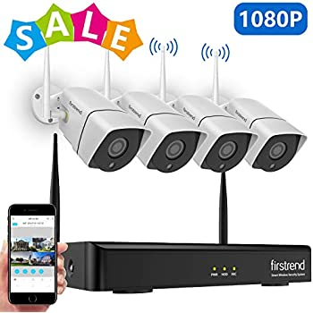 Amazon Com Lorex Wireless Camera System With 6 Hd