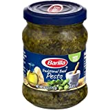 Barilla Traditional Basil Pesto Sauce, 6.0 Ounce (Pack of 4)