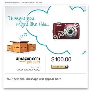 Amazon Gift Card - E-mail - eGift an Item (B0066AZHSS) | Amazon price tracker / tracking, Amazon price history charts, Amazon price watches, Amazon price drop alerts