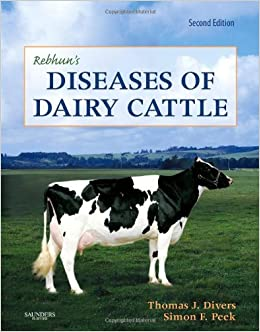 Book Rebhun's Diseases of Dairy Cattle, 2e