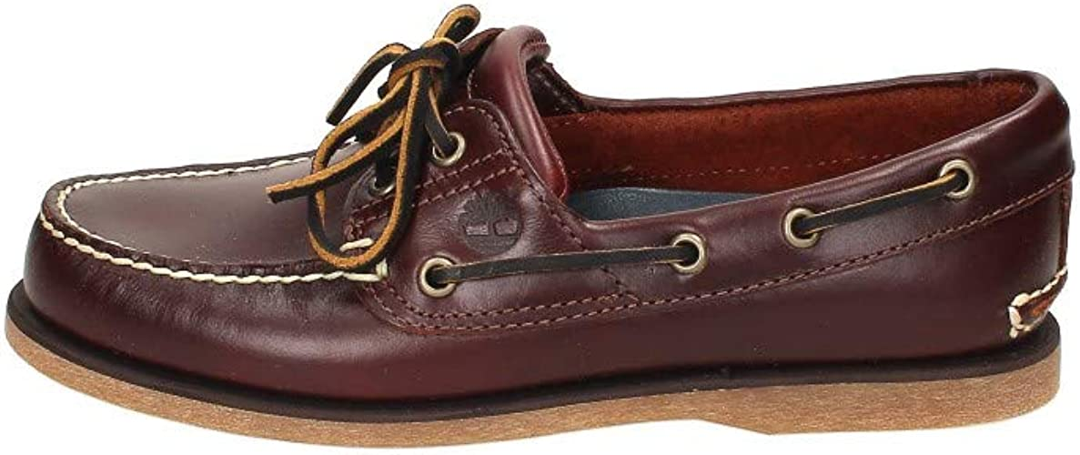 exposición Albany implicar  Timberland Classic 2 Eye, Chaussures Bateau Homme: Amazon.fr: Chaussures et  Sacs
