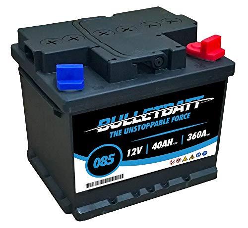 085 BulletBatt Car Battery 12V: