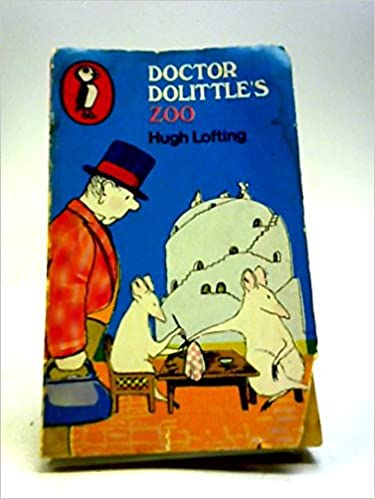 Book Doctor Dolittle's Zoo