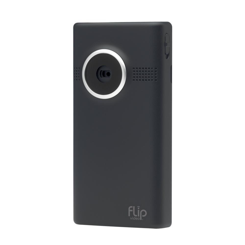 Amazon.com : Flip MinoHD Video Camera - Black, 4 GB, 1 Hour (3rd  Generation) : Camcorders : Camera & Photo