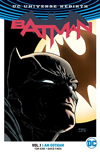 Batman Vol. 1: I Am Gotham -