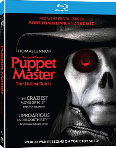 (Puppet Master: The Littlest Reich [Blu-ray])