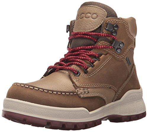 ECCO Women's Track 25 High Hiking Boot, Navajo Brown/Navajo Brown, 41 EU/10-10.5 US by ECCO
