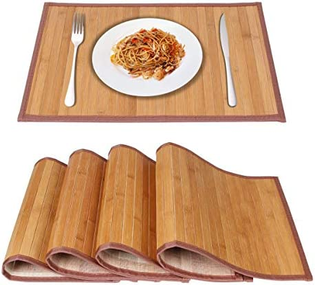 Marscool Placemat Stain Resistant Heat Resistant Placemats product image