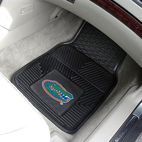 Fanmats Florida Gators Heavy Duty Vinyl Car (2 Florida Gators Car)