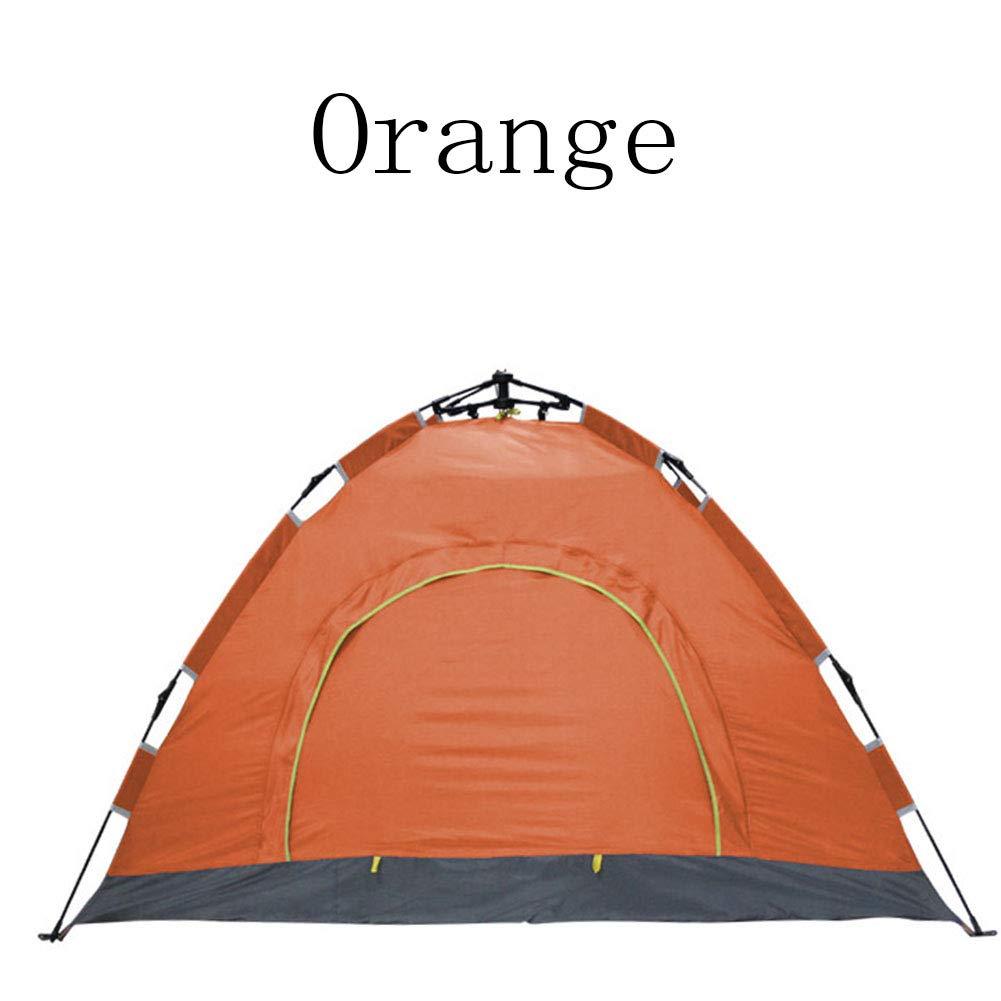 SU JIA Camping Zelt Automatik Outdoor 1 bis 2 Personen EIN-Schicht-Reiten Picknick-Fischausrüstung Paar