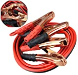 Jumper-Cable-Emergency-Escape-Hammer-Combo-200-amp-10-Gauge-No-Tangle-Battery-Booster-Cables-12-feet-with-FREE-Travel-Case-WITH-Emergency-Multi-Use-Hammer