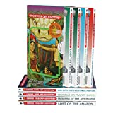 Four Book Boxed Set #3: Lost on the Amazon, Prisoner of the Ant People, Trouble on Planet Earth, War with the Evil Power Master