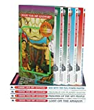 Lost on the Amazon/Prisoner of the Ant People/Trouble on Planet Earth/War with the Evil Power Master (Choose Your Own Adventure 9-12) (Box Set 3)