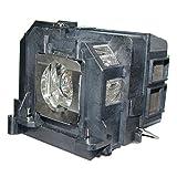 Lutema ELPLP71-L02 Epson ELPLP71 V13H010L71 Replacement DLP/LCD Cinema Projector Lamp, Premium