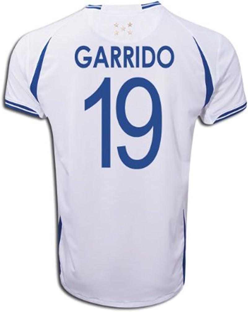 Joma GARRIDO #19 Honduras Home Jersey