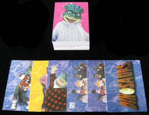 1992 Pro Set Dinosaurs TV Show Trading Card Set (55) (Card Trading Tv Show)