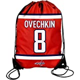 Washington Capitals Ovechkin A. #8 Drawstring Backpack