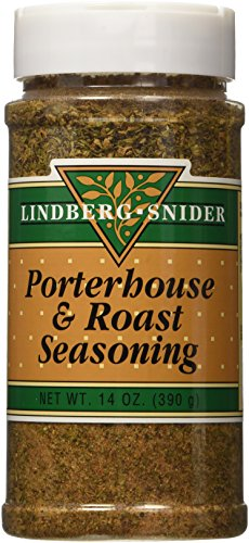 Lindberg Snider Porterhouse & Roast Seasoning 14oz. (Roast Rub)