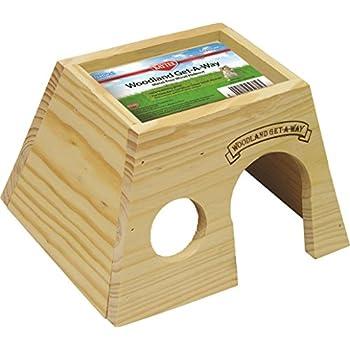 Kaytee Woodland Get-A-Way Medium Hamster House