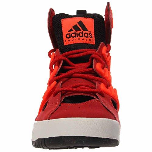 Adidas Eqt Mens Scarpe Da Basket Rosse