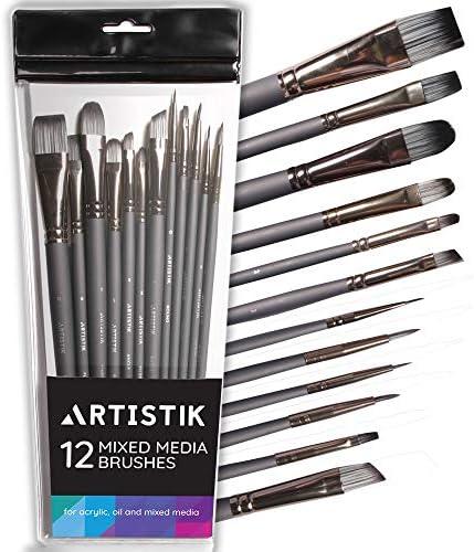 Fine Detail Paint Brush Set product image