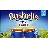 Australian Bushells Blue Label 50 Tagged Tea Bags