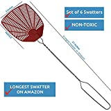 Bug & Fly Swatter – Extra Long Handle Fly