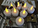 Flameless LED Tea Light Candles, 36 PK Vivii