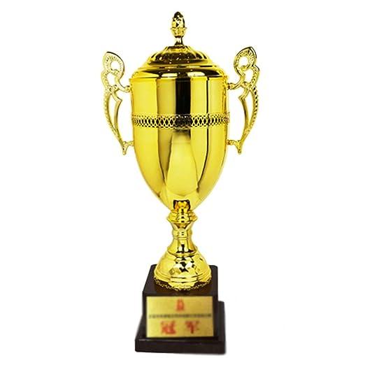 Trofeos de Metal Evento Competencia fútbol Baloncesto bádminton ...