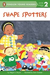 Shape Spotters (Penguin Young Readers, Level 2)