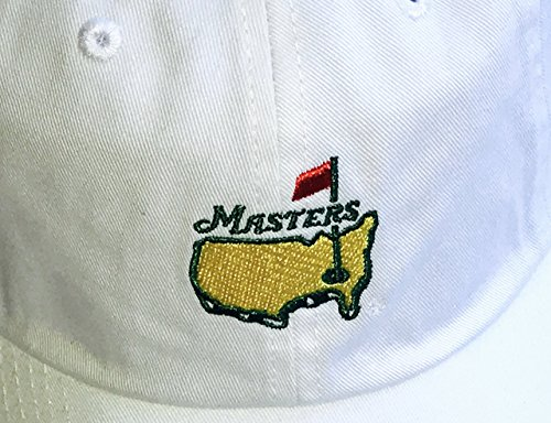 057e7003efe Masters hat white caddy style augusta national golf new 2019 pga at  Amazon s Sports Collectibles Store