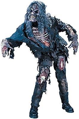 Generique - Disfraz Zombie terrorífico Hombre Halloween M / L ...
