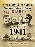 Second World War Diary: October, 1941