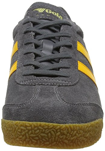 Gola Mens Harrier Moda Sneaker Cenere / Sole