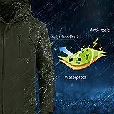 Wantdo Men's 3-in-1 Jacket Snowboard Coat Wind
