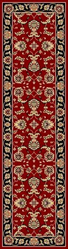 KAS Oriental Rugs Cambridge Collection Bijar Runner, 2'2
