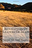 Biographies of Leaders of Islam, Sayyid 'Ali Naqi Naqawi, 1494329611