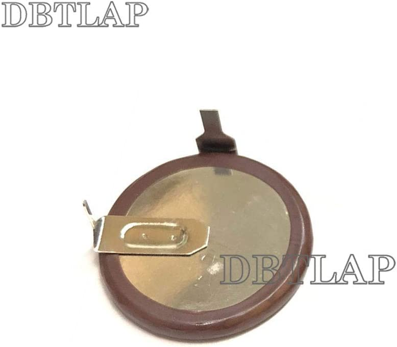 DBTLAP CMOS Battery Button vl2020 ml2020 Lithium Compatible for Panasonic Battery 45 mAh 3v