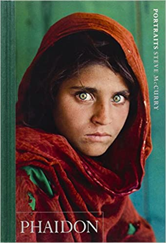 Portraits Steve McCurry 9780714865379 Amazon Books